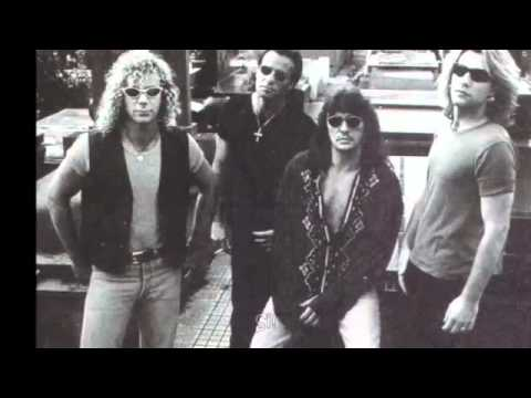 Bon Jovi Hearts Breaking Even (lyrics) - YouTube