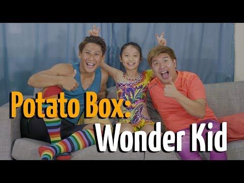Potato Box: Wonder Kid