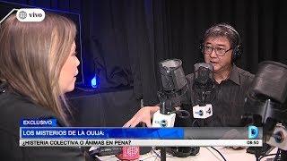MISTERIOS DE LA OUIJA- Domingo al dia