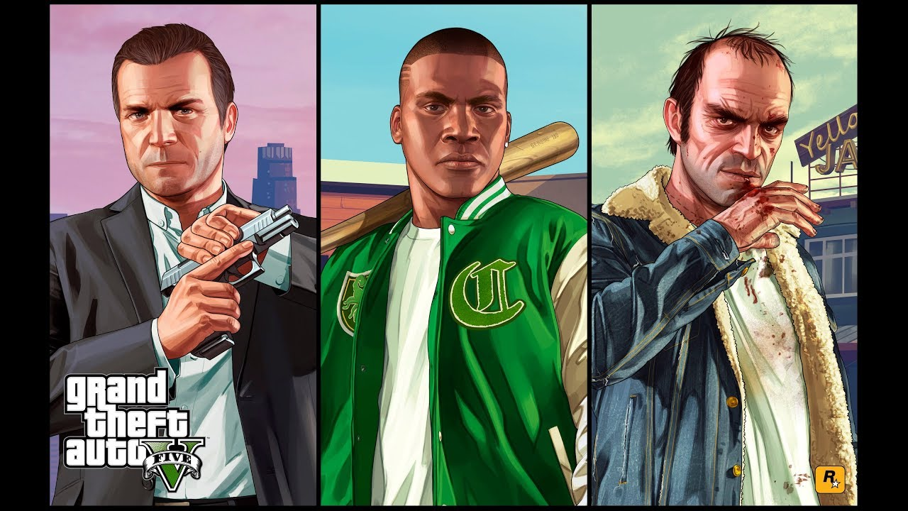 Grand Theft Auto 5 Türkçe 15.Bölüm