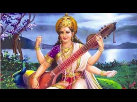 Saraswati Chalisa - Maa Saraswati Chalisa in Hindi & English Lyrics