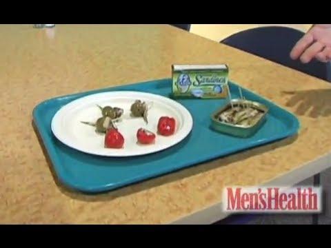 The Health Benefits of Eating Sardines - Men's Health