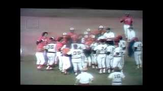 Red Sox/Orioles Bench-Clearing 1977