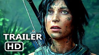 PS4 - Shadow of the Tomb Raider: Combat Gameplay Trailer (2018)