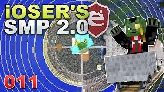 iOser's SMP 2.0 - #011: THE FARM