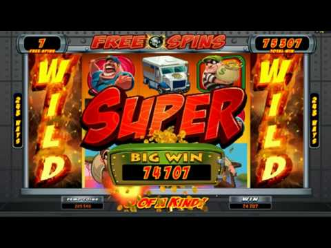 New Microgaming Bust the Bank Online Slots Pokies Preview
