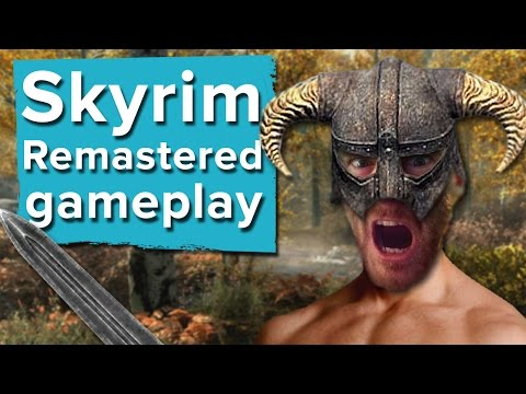 Skyrim Special Edition patch causing game crashes on PC, PS4, Xbox