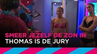 Thomas van StukTV beoordeelt bikini-babes | SLAM!