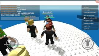 """""""FAN ME faz ter um rasgo"""" Roblox ft Brandon vlogs e jogos DiegoGaming21"""