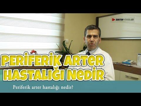 Periferik Arter Hastalığı Nedir / Doç.Dr. Özer Selimoğlu