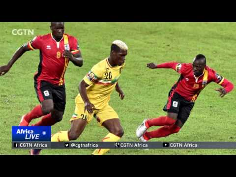 Uganda and Mali bow out in Gabon