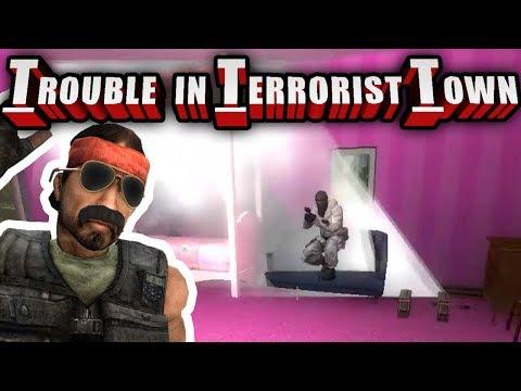 Mein schönes pinkes Zimmer ! | Trouble in Terrorist Town - TTT | Zombey