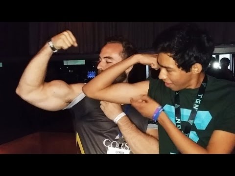 FUERZA DE MANOS, E3 2015 Y DISNEYLAND - Vlog   Fernanfloo