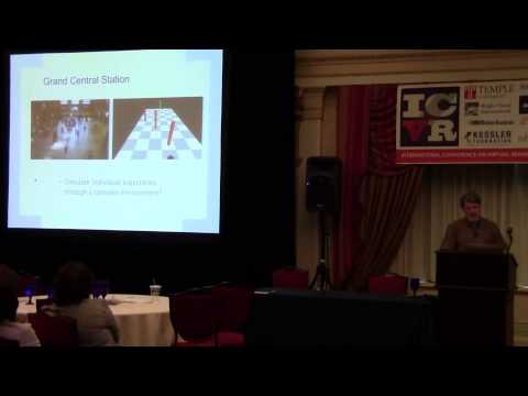 ICVR 2013 - PHILADELPHIA,PA (Keynote 2 - William Warren)