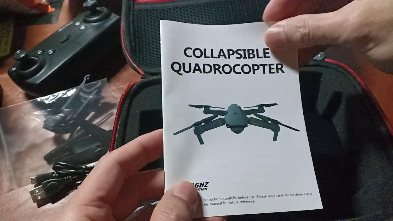DroneX PRO Unboxing - YouTube