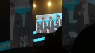 Video 171004 Wanna One Fan Meeting in Hong Kong - Opening Self Intro Talk Part 1 download MP3, 3GP, MP4, WEBM, AVI, FLV Juni 2018
