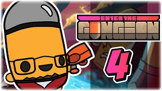 Laser Rifle Marine | Part 4 | Let's Play: Enter the Gungeon | Pre-Release PC Gameplay