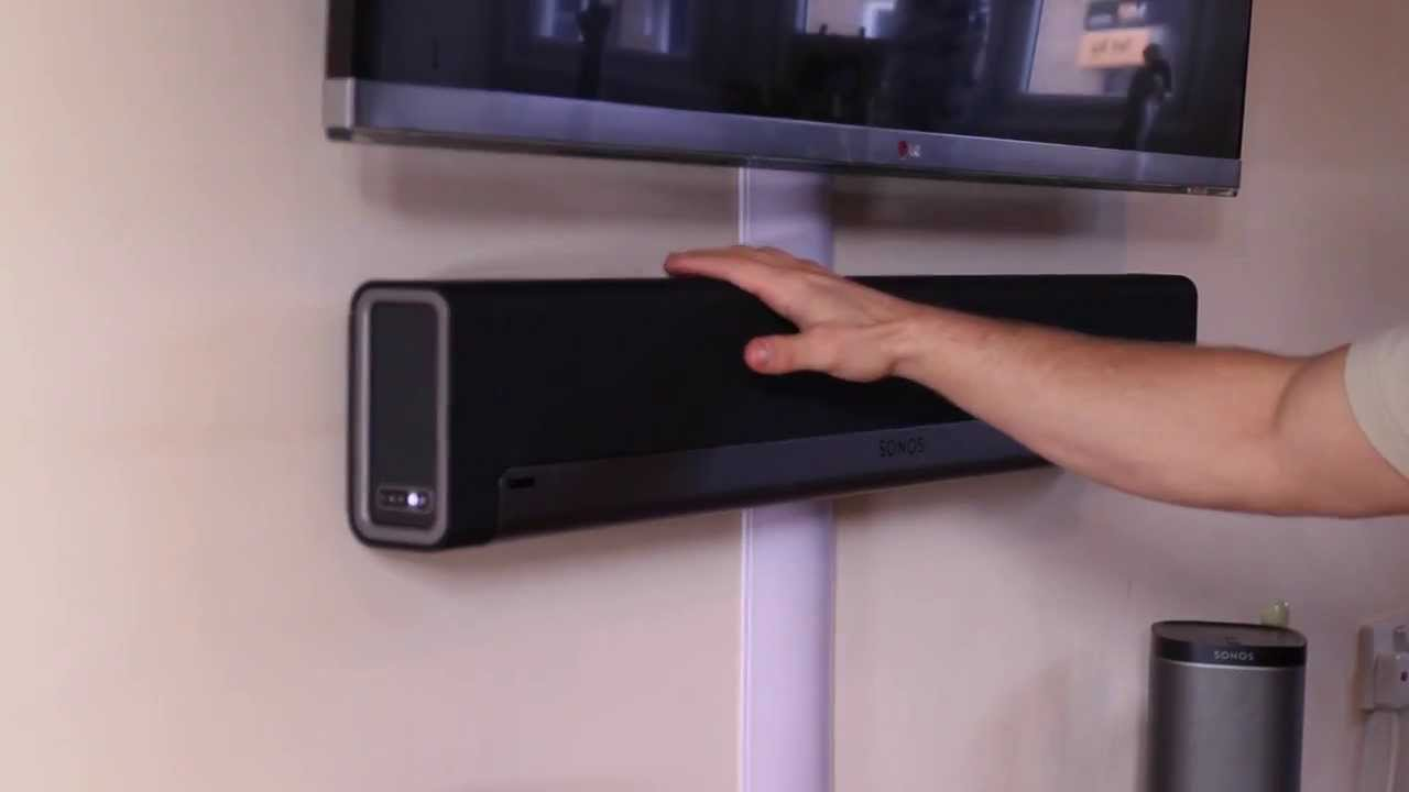 Sonos Playbar Mount Review Youtube Wiring Diagram