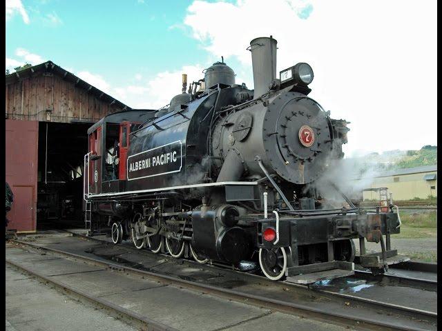 Heritage Steam in Canada: Four Western Railways