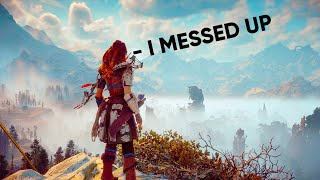 10 MISTAKES Every Open World Gamer Makes