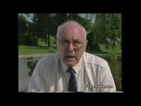 BBC Documentary closing - James Hunt's death (Sunday 4th July 1993)