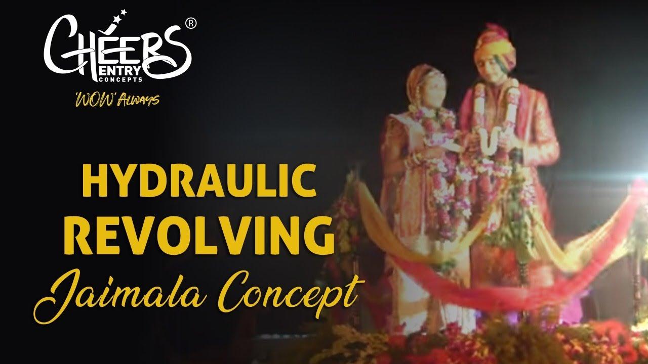 Jaimala Theme Hydraulic Amp Revolving Stage Amp Concepts