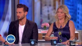 Nico Tortorella, Sara Haines Discuss Gender, Sexual Fluidity On 'The View' | The View