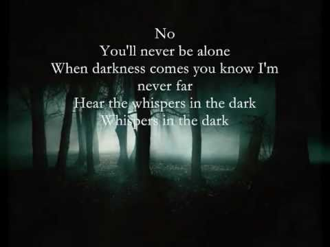 Whispers in the Dark - Skillet Lyrics