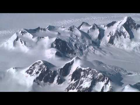 Flight over Greenland FULL HD