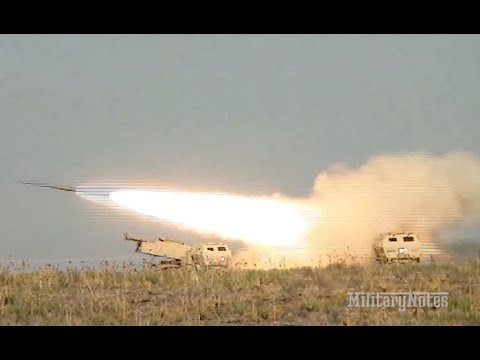 HIMARS M142 PRECISION STRIKE ON OPIUM/HEROIN FACTORY, AFGHANISTAN
