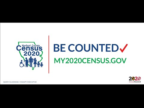 Be Counted - Census 2020