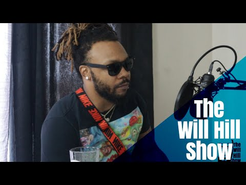 The Will Hill Show Featuring Jake Skylar(King Irra)
