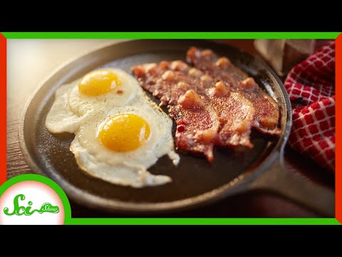 bacon and eggs anyone