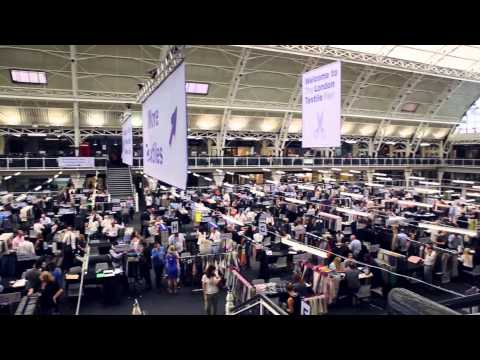 The London Textile Fair - 15/16 July 2015