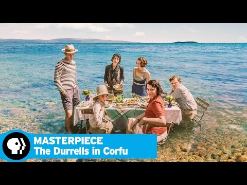 MASTERPIECE   Coming Soon: The Durrells in Corfu   PBS