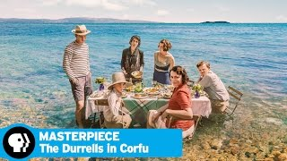 MASTERPIECE | Coming Soon: The Durrells in Corfu | PBS