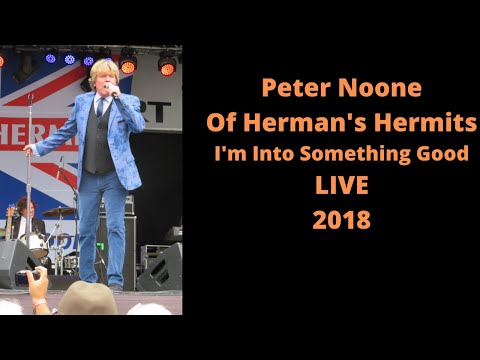 Peter Noone (Herman's Hermits) LIVE  I'm Into Something Good NY State Fair 8/27/2018
