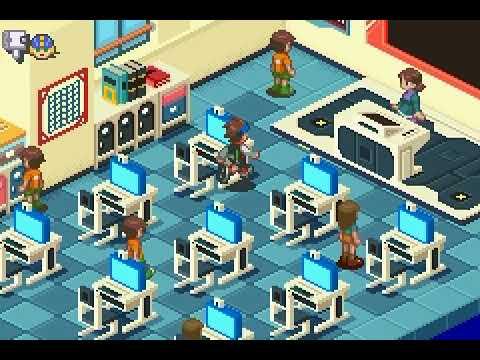 Game Boy Advance Longplay [203] Mega Man Battle Network 2 (Part 1 of 2)