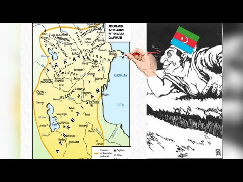 Древние карты Лезгистан и азербайджан (сравнение)