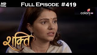 Shakti - 8th January 2018 - शक्ति - Full Episode