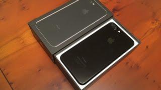 Unboxing: iPhone 7 Plus (Jet Black)