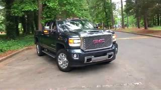 best detailed walkaround 2017 gmc sierra denali 2500 4wd crew cab