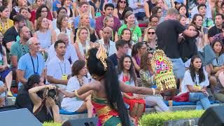 Bala Agung: a Balinese dance performance | Sanggar Paripurna | TEDxUbud