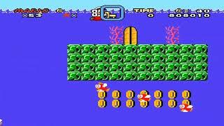 Super Mario World - Mario's Strange Quest #9 Uncut