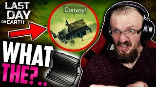 IS THIS BASE A JOKE?! (Convoy + Raid) - Last Day on Earth: Survival