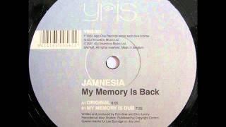 Jamnesia - My memory is dub
