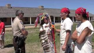 Dakota People Storm the Fort, Occupy Fort Snelling