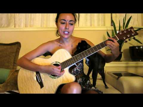 Keira Knightley - A Step You Can't Take Back - Begin Again Cover - Amalia Miller - Chords & Lyrics