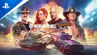 World of Tanks - SummerSlam | PS4