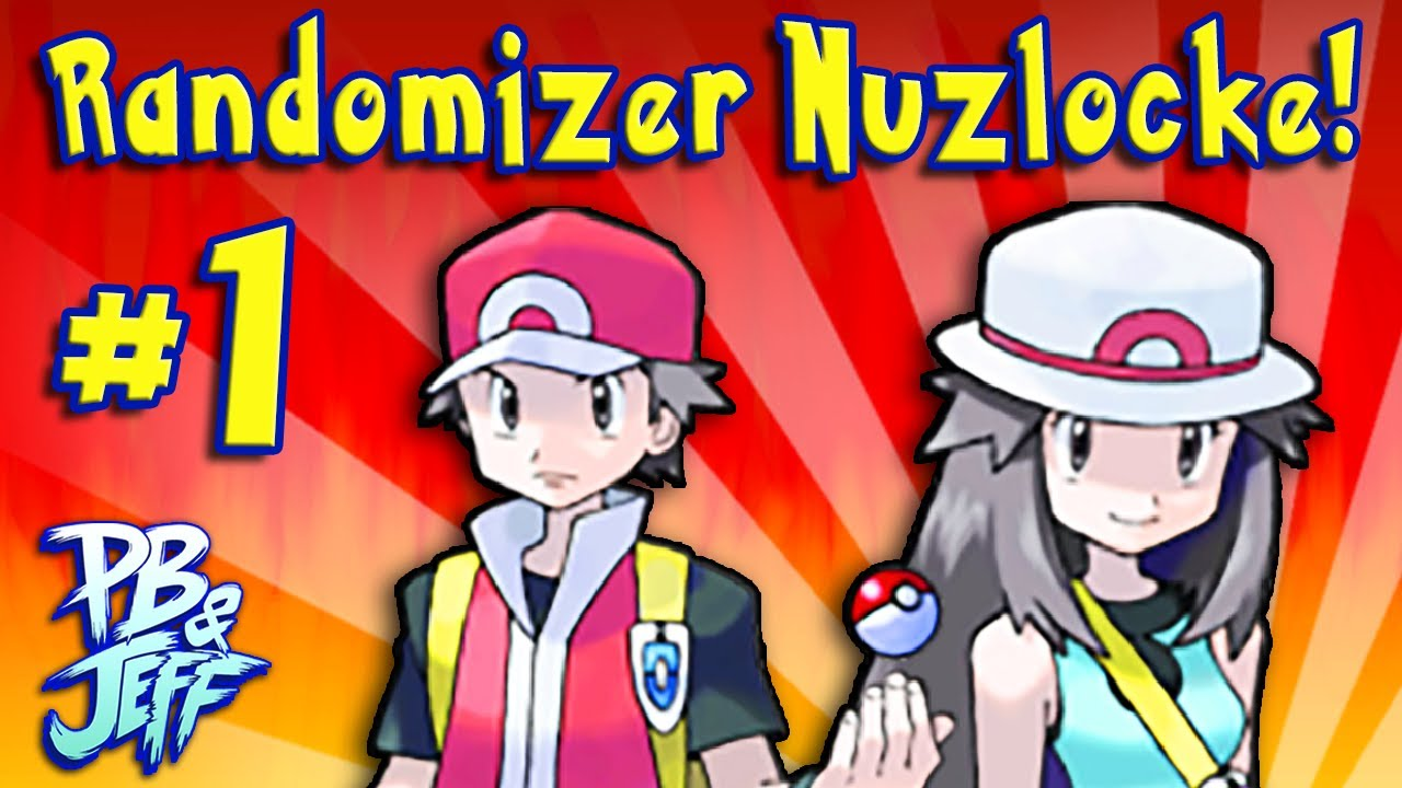 Download LEGIT STRESSED! - Pokemon Fire Red RANDOMIZER NUZLOCKE! (Part 1)